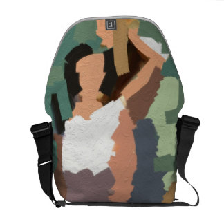 Women's rights bag courier bags