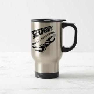 Women's Rugby #2 Coffee Mug