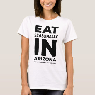 Women's Seasonal in Arizona shirt