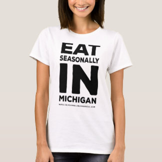 Women's Seasonal in Michigan T-Shirt