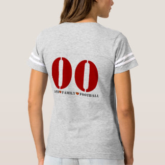 WOMENS SHIRT **ADD YOUR SONS NUMBER ON BACK**