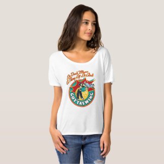 Women's Slouchy Boyfriend T Shirt