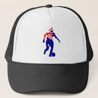 Women's Soccer Australia Trucker Hat
