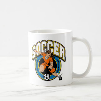 Women's Soccer Logo Coffee Mug