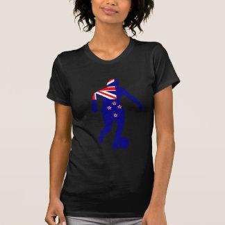 Women's Soccer New Zealand T-shirts