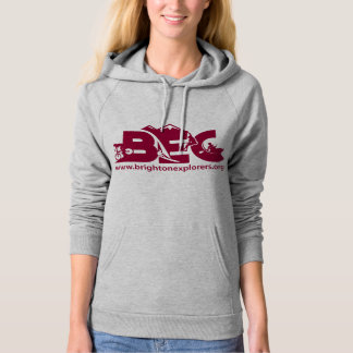 Women's Specific Hoody - GREY