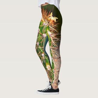 "Women's ""Spiny Cactus"" Leggings"