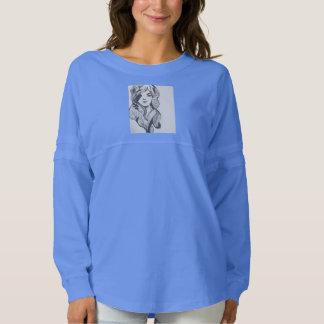 Women's spirit jersey shirt!