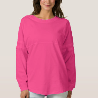 Women's Spirit Jersey Shirt 9 colorS FUCHSIA