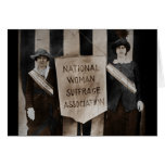 Women's Suffrage Movement Greeting Card