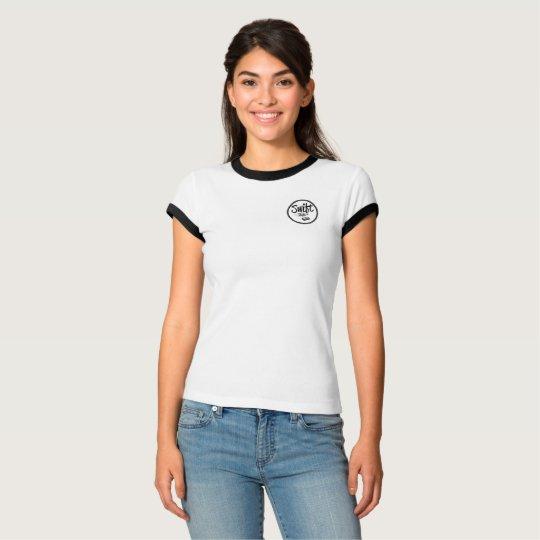 Women's Swift Style Retro T-shirt