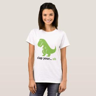 """Women's """"T-Rex"""" Basic T-Shirt"""
