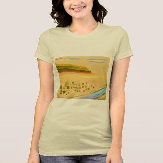 Women's T-shirt: Abstract Desert Art Shirt