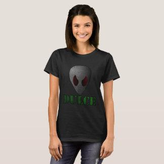 Women's T-Shirt Alien at Dulce Base