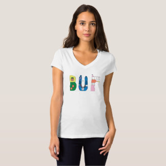 Women's T-Shirt   BUFFALO, NY (BUF)