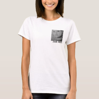 Womens T-Shirt Jodi Ann -Double Sided