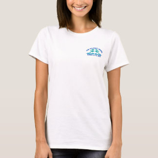 Women's T-Shirt - The Dolphins' Cruise
