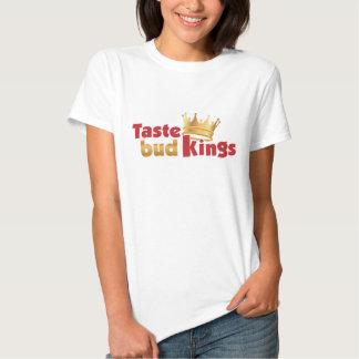Women's Taste Bud King t-shirt
