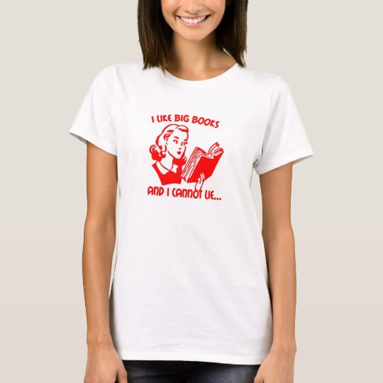 women's tee shirt books bookstore
