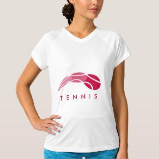 Women's tennis clothing - elegant sport tee shirt