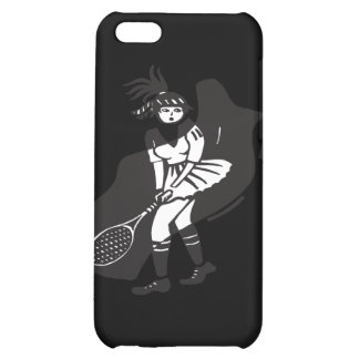 Womens Tennis Case For iPhone 5C