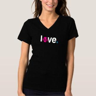 Womens Tennis Love Tee shirt