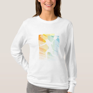 Women's Tennis T Shirt Long Sleeve