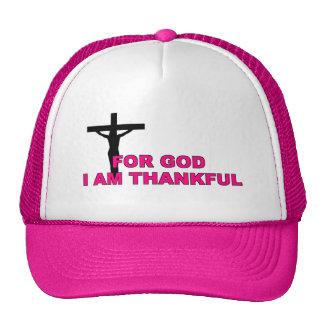 Womens Thankful Hat