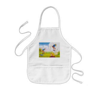 womens thoughts on men kids apron