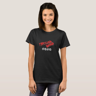 Women's Thrilled Devon Tee - Black