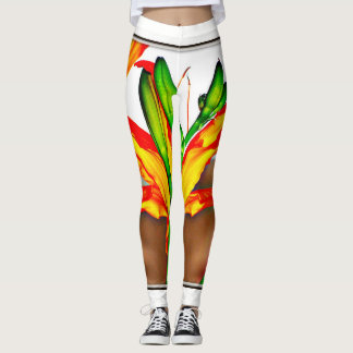 Women's Tiger Lily Leggings