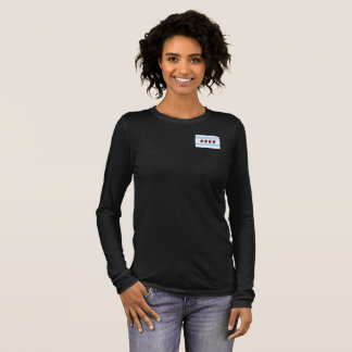 Women's Trump Free Chicago T Long Sleeve T-Shirt