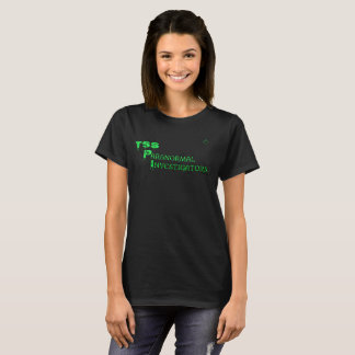 Women's TSS Paranormal Investigators Shirt