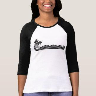 Women's Vintage KP 3/4 Sleeve T-Shirt
