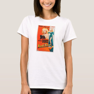 Womens vintage movie shirt