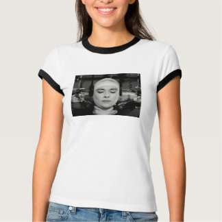 Womens Vintage Science Fiction Retro T-Shirt