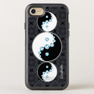 women's volleyball any color yin and yang OtterBox symmetry iPhone 8/7 case
