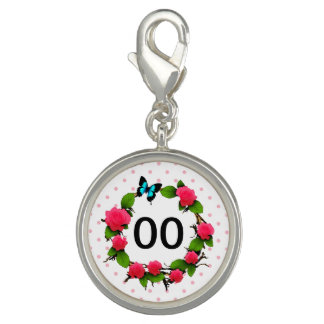 Womens Whimsical Rose 50th 60th 70th 80th Birthday