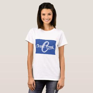 womens white t shirt