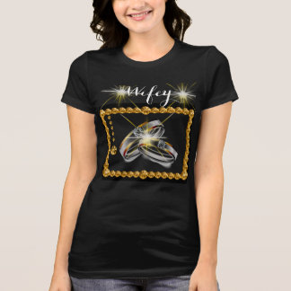 Womens Wifey T T-Shirt