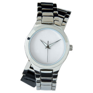 Women's Wraparound Silver Watch