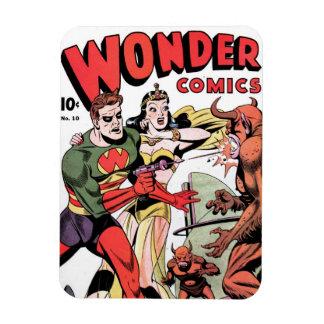 Wonder Comics #10 Magnet