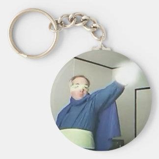 Wonder Dork Keychain