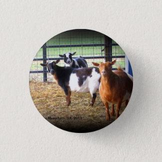 Wonder Goats 3 Cm Round Badge