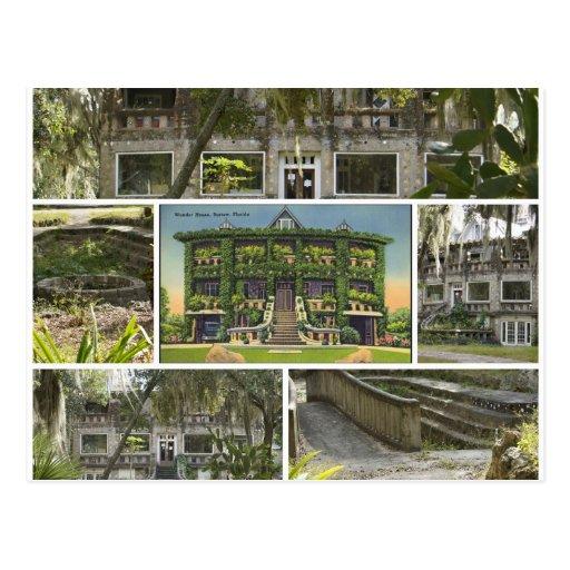 Wonder House Postcards