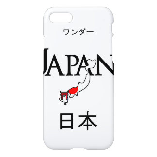 Wonder Japan iPhone 8/7 Case