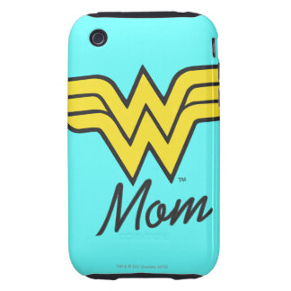 Wonder Mom Classic Tough iPhone 3 Cover