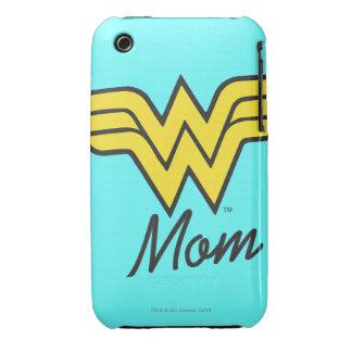 Wonder Mom Classic Case-Mate iPhone 3 Cases