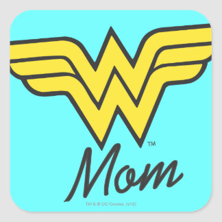 Wonder Mom Classic Sticker