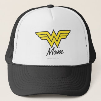 Wonder Mom Classic Trucker Hat